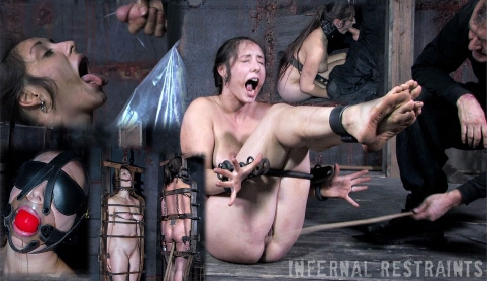 [SD] Sister Dee - IRON MAIDEN Sister Dee - SiteRip-00:49:25 | Ball Gag, Anal Play, Dildo, Bondage, Caning, Cumshot, BDSM, Zapper, Whipping, Blowjob, Vibrator, Facial - 1019,3 MB