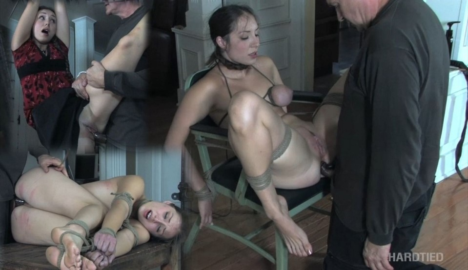 [SD] Sister Dee - Played With Sister Dee - SiteRip-00:42:47 | Bondage, Ring Gag, Blowjob, Caning, Handjob, Flogging, Vibrator, Anal, Cumshot, Dildo, Hardcore, Fingering, BDSM, Facial, Zapper - 882,7 MB
