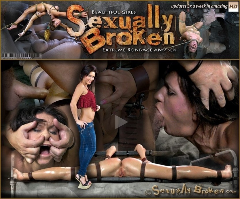 [HD] Sofia Delgado'S First Bondage Shoot Anywhere Full Splits, Rough Pounding Sex Sofia Delgado, Matt Williams - SiteRip-00:15:14 | Bondage, BDSM, Domination, Hardcore - 794,9 MB
