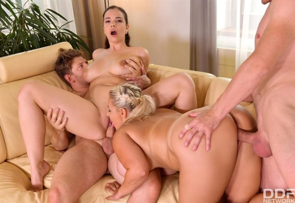 [Full HD] Sofia Lee & Krystal Swift aka Crystal Swift - A Hardcore Orgasmic Event Mix - SiteRip-00:37:50   All Sex, Big Tits, Big Ass, Gonzo, Hardcore, Foursome, Cum On Tits - 2,2 GB