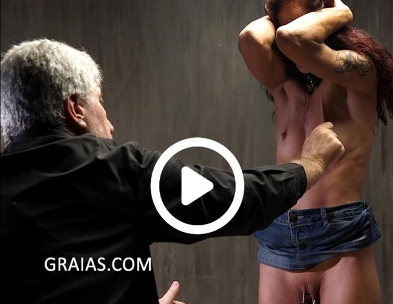 [Full HD] The Bet - Part 1 Gigi - Graias.Com-00:20:22 | BDSM, SingleTail Whip, MultiTail Whip, Spanking, Electro, Rattan Cane - 1,5 GB