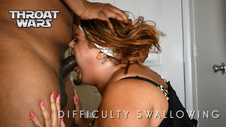 [Full HD] Throatwars Difficulty Swallowing ThroatWars - ManyVids-00:22:01 | BBW,Deepthroat,Throat Fucking,Face Fucking,Money Shots - 730,4 MB
