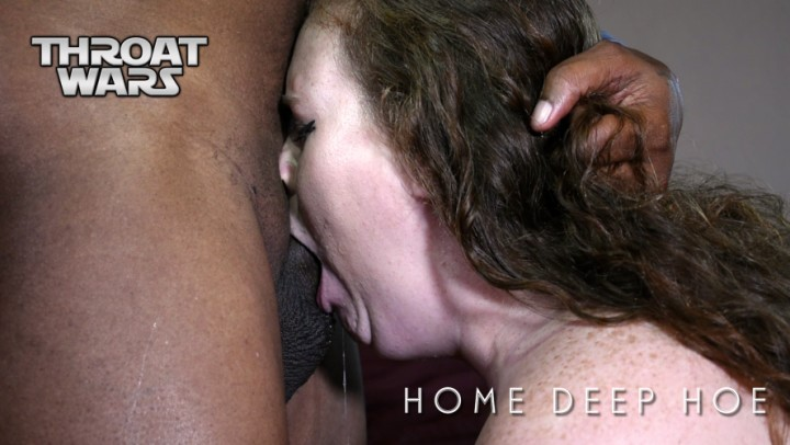 [Full HD] Throatwars Home Deep Hoe ThroatWars - ManyVids-00:45:35 | BBW Interracial,Deepthroat,Face Fucking,Throat Fucking,Black Cock - 1,3 GB