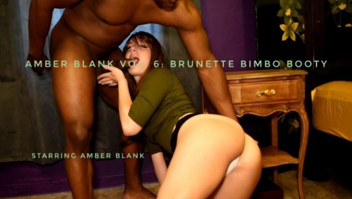 [HD] will tile amber blank vol 6 brunette bimbo booty Will Tile - ManyVids-00:20:10 | Big Butts,Big Dicks,Black Cock,Creampie,Interracial - 325,4 MB
