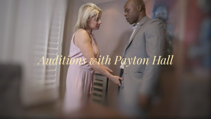 [SD] Will Tile Auditions With Payton Hall Will Tile - ManyVids-00:17:35 | BBC,Big Dicks,Interracial,Mature,Older Woman / Younger Man . - 129,4 MB