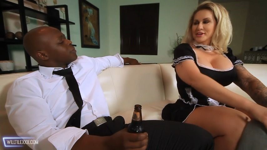 [HD] will tile bad employee maid to raise Will Tile - ManyVids-00:19:06 | MILF,Interracial,BBC,Maid Fetish,Uniform - 1,4 GB