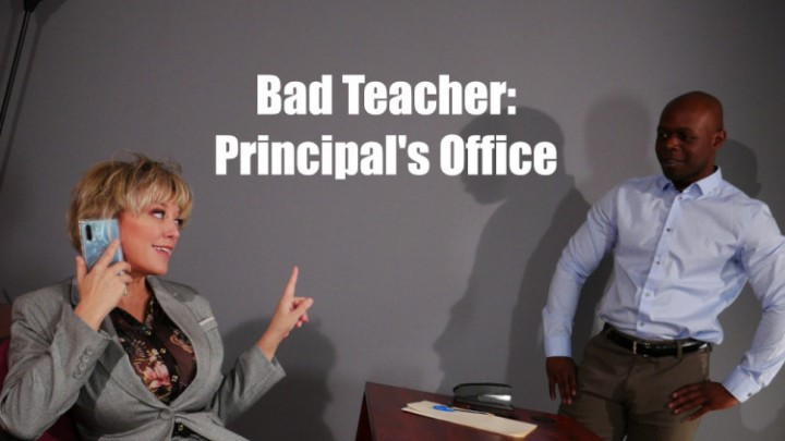 [Full HD] Will Tile Bad Teacher Principals Office Will Tile - ManyVids-00:20:50 | MILF,BBC,Big Tits,Big Ass,Creampie - 445,6 MB