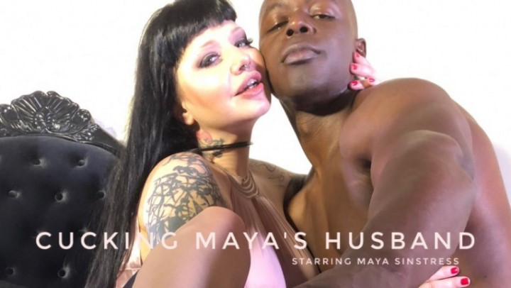 [SD] will tile cucking mayaas husband Will Tile - ManyVids-00:20:18 | BBC,Cuckolding,Female Domination,Hot Wives,Interracial - 2,9 GB