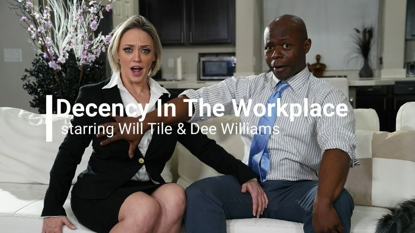 [Full HD] will tile decency in the workplace Will Tile - ManyVids-00:19:39 | BBC,Interracial,MILF,Uniform - 879,2 MB
