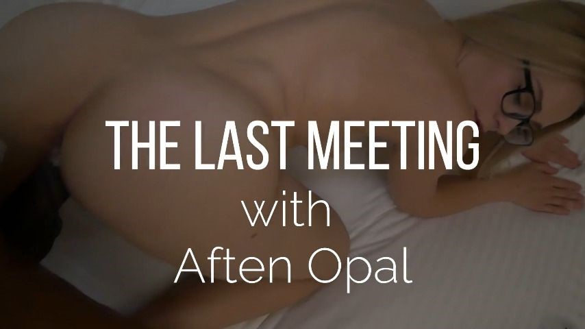 [Full HD] Will Tile The Last Meeting With Aften Opal Will Tile - ManyVids-00:18:11 | BBC,Eye Glasses,Interracial,Petite,POV - 354,5 MB