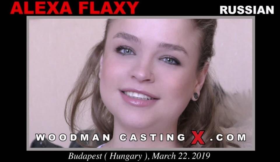 [HD] Alexa Flaxi Mix - SiteRip-00:26:34 | Big Tits, Casting - 379,5 MB