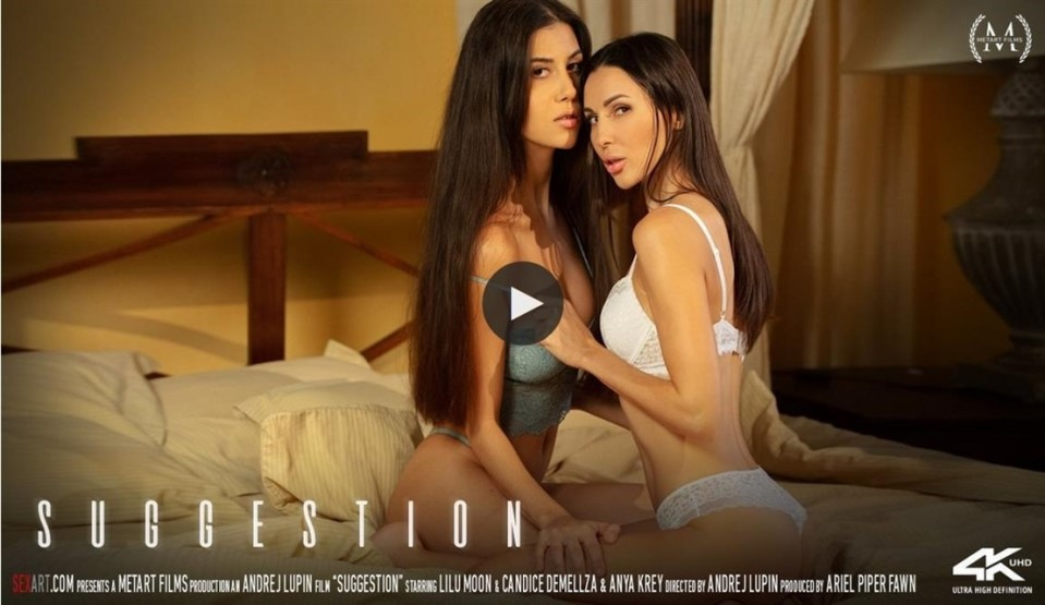 [Full HD] Anya Krey & Candice Demellza & Lilu Moon Mix - SiteRip-00:21:29 | shaved - 1,2 GB