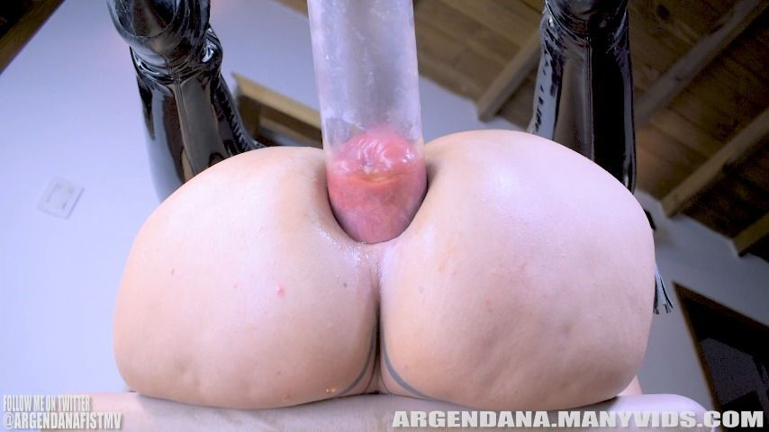 [4K Ultra HD] Argendana Pushing Prolapse Out Even More 1 ArgenDana - ManyVids-00:22:38 | Anal Masturbation,Anal Play,Double Anal,Gape,Gaping - 1,6 GB