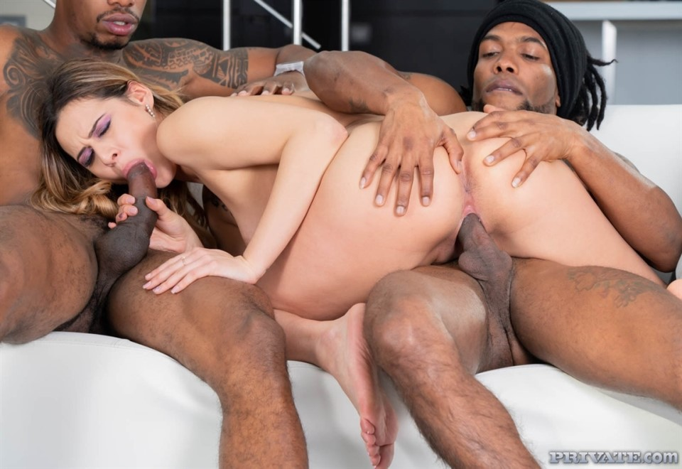 [HD] Bella Rico - Horny Exchange Student Enjoys Interracial Threesome Mix - SiteRip-00:34:30 | Tattoo, Latina, Blonde, Vaginal Sex, BBC, Blowjob, Threesome, Teen, Interracial - 1,2 GB