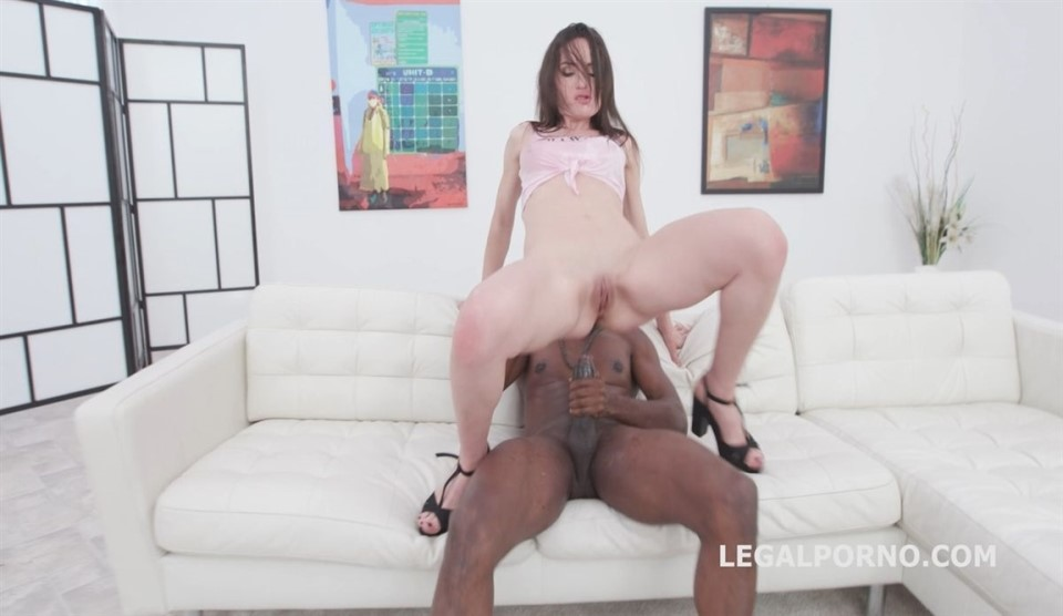 [Full HD] Blackbuster Mike Vs Nataly Gold Balls Deep Anal, Gapes, Swallow GIO1191 Nataly Gold, Mike - SiteRip-00:43:15 | Brunette, Interracial, Gape, Squirt, Anal - 3,7 GB