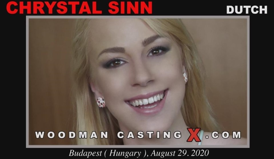 [Full HD] CHRYSTAL SINN CASTING Updated CHRYSTAL SINN - SiteRip-01:06:48 | Anal, Cum Swallowing, Hardcore, Piercing, Tattoo, Deepthroat, Rimming, Natural Tits - 4,5 GB