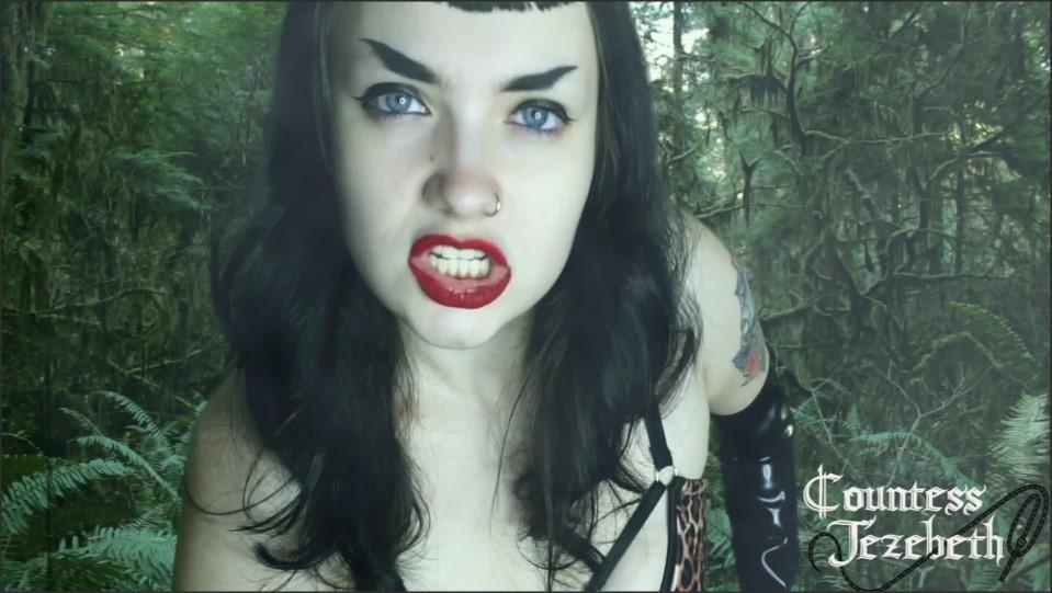 [Full HD] Countess Jezebeth - Apex Predator Countess Jezebeth - Manyvids-00:12:42   Size - 967 MB