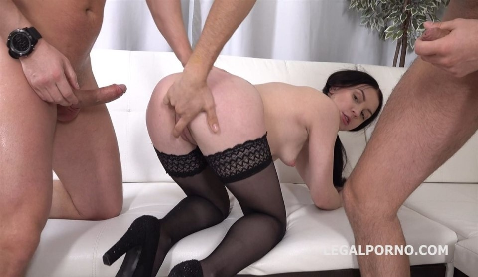 [Full HD] Elley Gets 2On1 Anal And DP With Rough Sex, Manhandle, Gapes, Facial GL025 Elley, Mr. Anderson, Oliver Stone - SiteRip-00:42:57 | Gape, DP, Anal - 3,7 GB