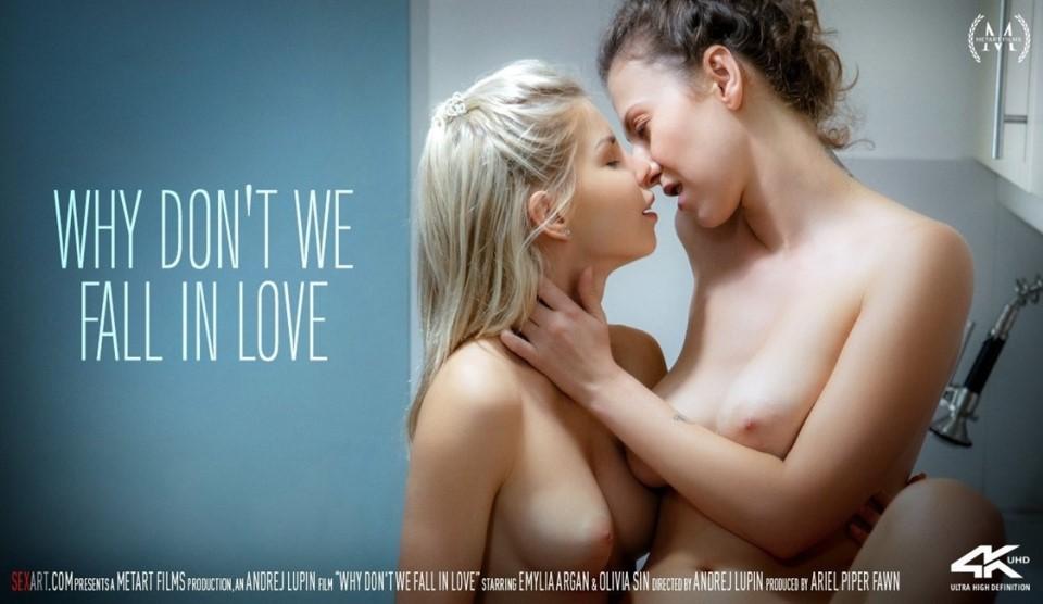 [Full HD] Emylia Argan & Olivia Sin - Why We Don't We Fall In Love Emylia Argan & Olivia Sin - SiteRip-00:21:20 | Kitchen, Lesbian, Indoor, Brunette, Blonde - 1,2 GB