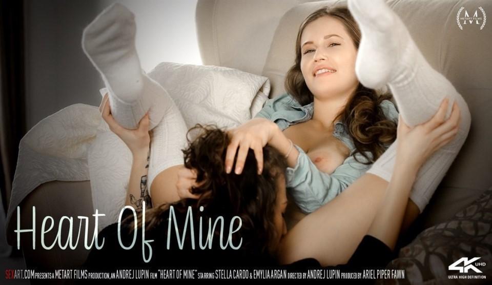 [4K Ultra HD] Emylia Argan &Amp; Stella Cardo - Heart Of Mine Emylia Argan &Amp; Stella Cardo - SiteRip-00:25:40 | Lesbian - 7,2 GB