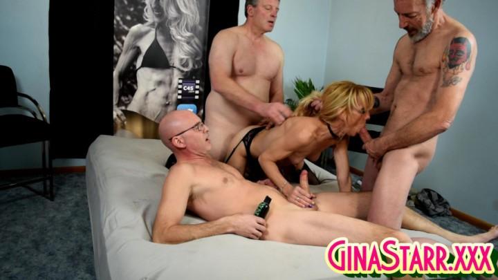 [Full HD] gina starr gina starr 2020 gangbang Gina Starr - ManyVids-00:35:07 | Gangbangs,Facials,Cumshots,Mature,MILF - 3,9 GB