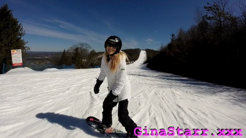 [Full HD] Gina Starr Gina Starr Snowboarding 2020 Gina Starr - ManyVids-00:12:30 | MILF,Amateur,Mature,Blonde,Skinny Women - 762,5 MB