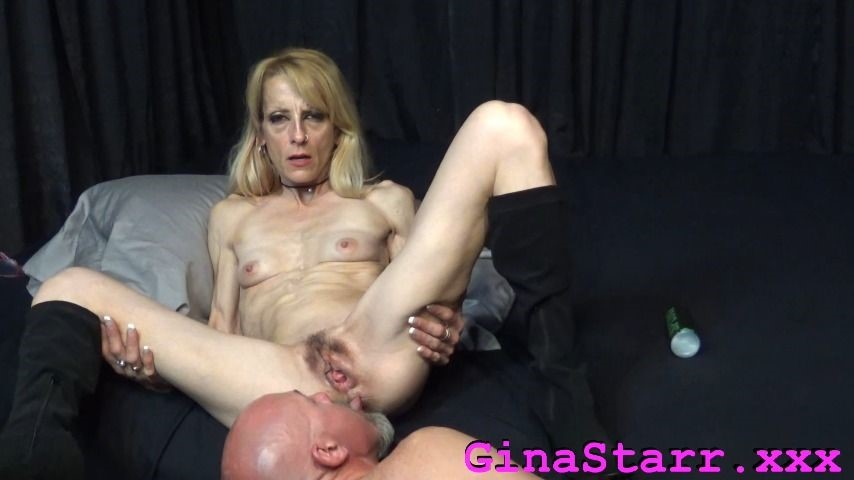 [Full HD] Gina Starr Tommy Amp Gina Eat My Asshole And Fuck It Gina Starr - ManyVids-00:16:54 | Anal,Ass To Mouth,Anal Masturbation,Blonde,MILF - 386,8 MB