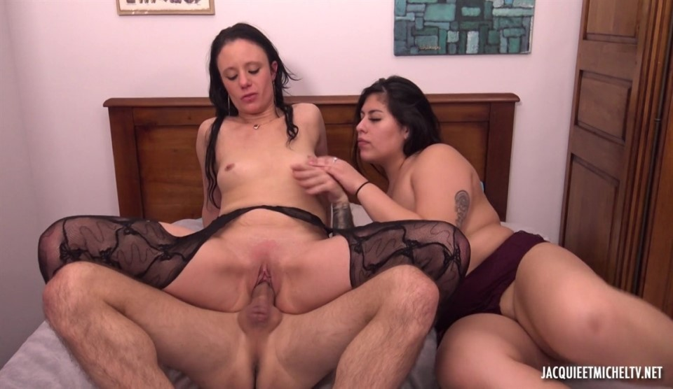[HD] Gloria &Amp; Angelina - Gloria Discovers The Devil Angelina Mix - SiteRip-00:48:31 | Anal, Threesome, Hardcore, Gonzo - 730,9 MB