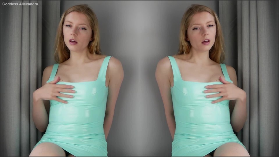 [Full HD] Goddess Allexandra - Double Trouble - Just a sniff Goddess Allexandra - Manyvids-00:11:03 | Size - 812,2 MB