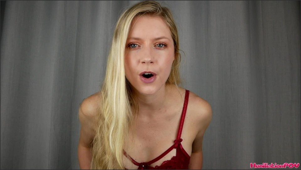 [Full HD] Goddess Allexandra - HumiliationPOV - Goon To The Sounds Of Porn Feel The Porn In Your Head Goddess Allexandra - Manyvids-00:07:37 | Size - 562,6 MB