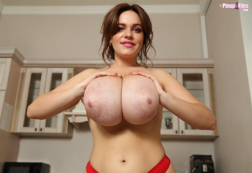 [Full HD] Jenny Oops Jenny Oops - SiteRip-00:17:17 | Big Natural Tits, Posing, Solo - 1,6 GB
