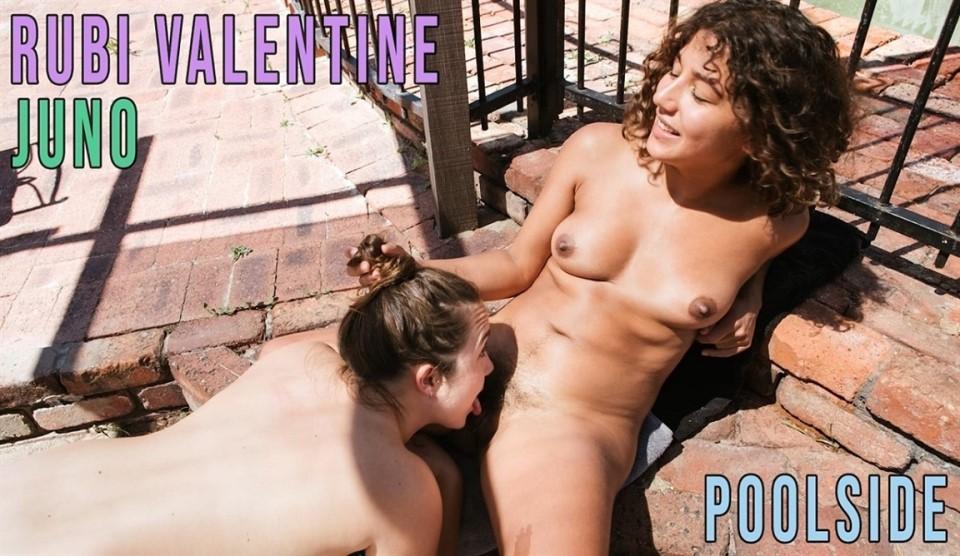 [HD] Juno & Rubi Valentine - Poolside Juno & Rubi Valentine - SiteRip-00:17:21 | Girl, Amateur, Puffy Nipples, Fingering, Slim, Hairy, Oral Sex, Lesbian, Small Boobs - 595,7 MB