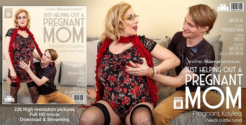 [Full HD] Kaylea - Hairy Pregnant Mom Fucks Toyboy Kaylea (37) - SiteRip-00:35:16 | Blowjob, Toy Boy, Old, Hairy, Big Breasts, Cum, Masturbation - 2 GB