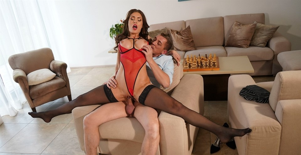 [HD] Kitana Lure - Anal for MILF in erotic lingerie Kitana Lure - SiteRip-00:23:20 | Medium Ass, Sex, Pussy Licking, Facial, Missionary, All Sex, Doggystyle, Cum on Pussy, Brown Hair, Reverse Cowgi...