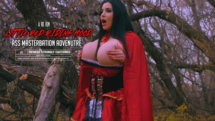 [Full HD] korina kova little red ridding hood ass fingering Korina Kova - ManyVids-00:05:45 | Big Boobs,Cosplay,Ass Fetish,Big Ass,Halloween - 516,4 MB