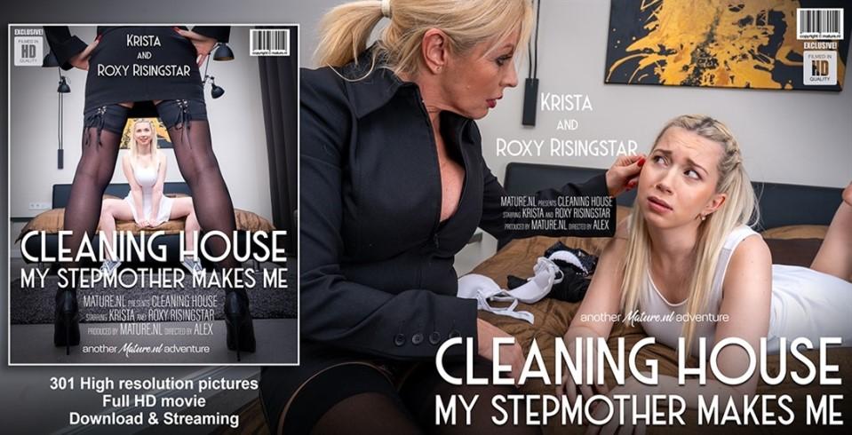 [Full HD] Krista E - How to train your daughter Krista E., Roxy Risingstar - SiteRip-00:35:38 | Big tits, Masturbation, MILF, Blonde, Asslicking, Old, Shaved, Lesbian, Beautiful - 1,5 GB