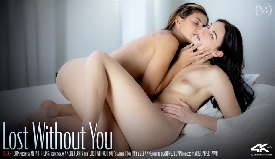 [4K Ultra HD] Lee Anne &Amp; Tina Tiny - Lost Without You Lee Anne &Amp; Tina Tiny - SiteRip-00:20:01 | Tattoo, Barefoot, Fingering, Bedroom, Lesbian, Panties, Brunette, Indoors - 5,6 GB