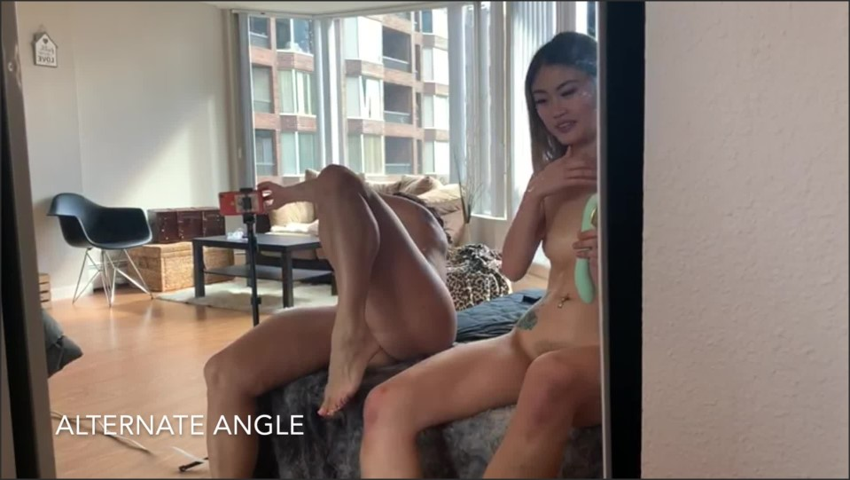 [Full HD] LOLATESSA Watching Each Other Cum Mix - Manyvids-00:06:57 | Size - 927,9 MB