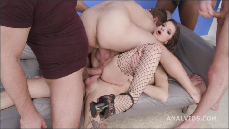[HD] Mary Jane 5On1 Squirt Drink, DAP, TP, Gapes, Almost ButtRose And Swallow Mary Jane - SiteRip-00:45:32 | Gonzo Hardcore, All Sex Anal DAP - 1,5 GB