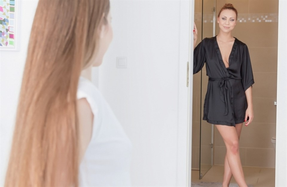 [Full HD] Mary Rock &Amp; Ornella Morgan. Shower Tease Mary Rock, Ornella Morgan - SiteRip-00:40:58 | Shaved, Face Sitting, Red Head, Pussy Licking, Brunette, Lesbian, Nataral Tits - 3,5 GB