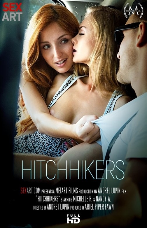 [Full HD] Michelle H & Nancy A. Hitchhikers Mix - SiteRip-00:20:14 | Glamour Girls, Lesbian, Teen - 1,1 GB