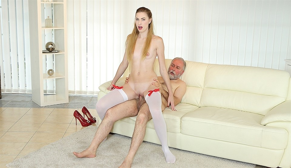 [4K Ultra HD] Milena Devi - Cutie Joins An Old Man For Anal Fuck Mix - SiteRip-00:25:01   Old And Young, Hardcore, Teen, Reality - 2,5 GB
