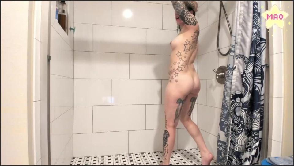 [HD] Miss Mao Shower Power Miss Mao - ManyVids-00:10:59 | Finger Fucking,Glass Dildos,Shower,Shower Scenes,Voyeur - 191,8 MB