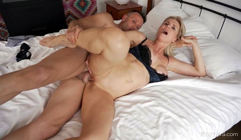 [Full HD] Nadya Basinger - Latecummers Mix - SiteRip-00:35:05   Deepthroat, Blowjob, Blonde, Facial, All sex, Milf, Big Tits - 2 GB
