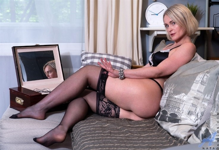 [Full HD] Nata - Pure Beauty 21.02.21 Mix - SiteRip-00:13:53 | Short hair, Puffy Nipples, Medium Boobs, Solo, Fair Skin, Short Girls, Stockings, High Heels, Blonde, Shaved Pussy, Bras, Thongs - 991...