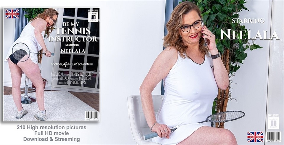 [Full HD] Neelala - Thick Mature Neelala Is Getting Wet After Her Tennis Lesson Was Canceled Neelala (EU) (45) - SiteRip-00:20:07 | Solo, Shaved, Toys, Masturbation - 1 GB