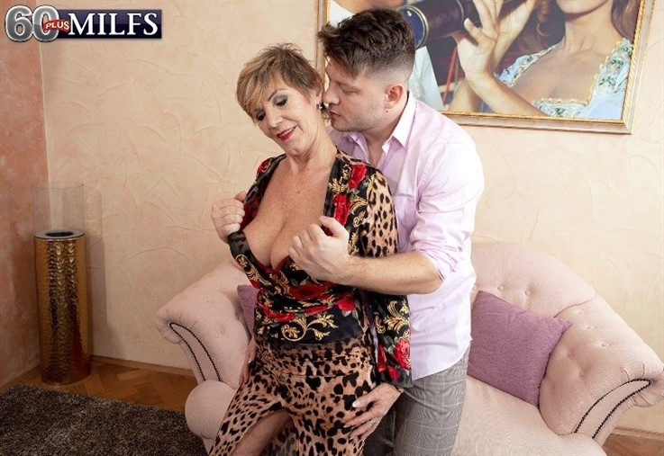 [4K Ultra HD] Nicol Mandorla - Young, Thick Cock For A 60Plus Milf 07.01.21 Nicol Mandorla - SiteRip-00:25:39 | Big Tits, Blonde, Old And Young, Doggy Style, Hairy Pussy, All Sex, GILF, Cum Swallow, Cum In Mouth, TitFucking, Blowjob, Mature - 6,3 GB