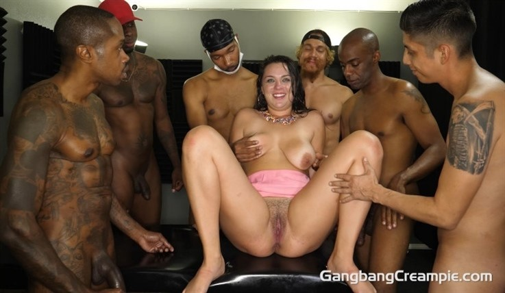 [Full HD] Nicole Sage - GangBang Creampie 288 Nicole Sage - SiteRip-00:45:10 | Busty Big Boobs, Big Butt, Interracial, First Timer, Creampie Eating, Brunettes, 5 Creampies, Anal, Natural, Gangbang, Blowjobs - 2 GB
