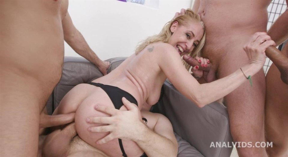 [HD] Over And Wet, Yelena Vera 4On1, Balls Deep Anal, P-- Drink, First DAP And Swallow GL399 Yelena Vera - SiteRip-00:49:57 | Anal, Deep Throat, Cum Swallowing, First Time, Gapes, Blowjob, Piss Drinking, Double Anal, MILF - 1,6 GB