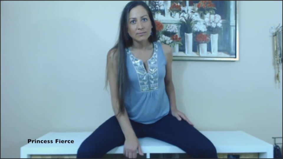 [HD] Princess Fierce - Annihilate Me Princess Princess Fierce - Manyvids-00:06:31 | Size - 147,2 MB
